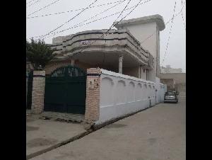 New house double portion corner plot Chakwal, Punjab, Pakistan